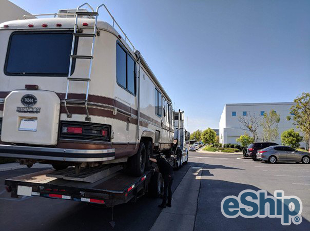 RV Transport in Fort Lauderdale, Florida