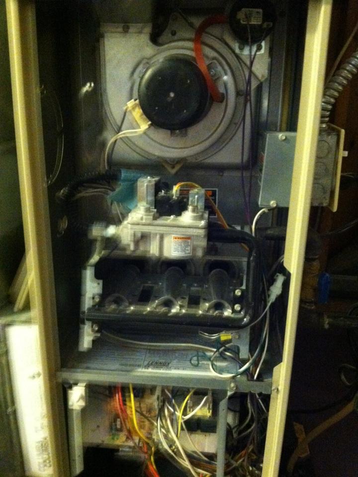 Spokane, WA - Lennox furnace maintenance
