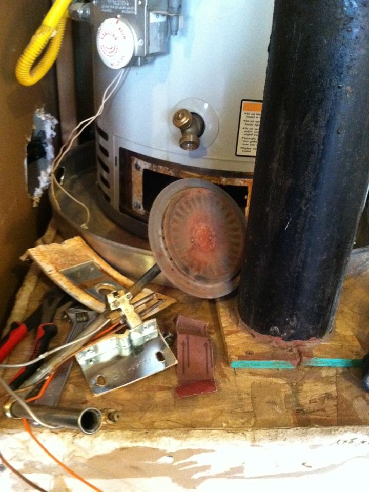 Post Falls, ID - Bradford white water heater will not lite
