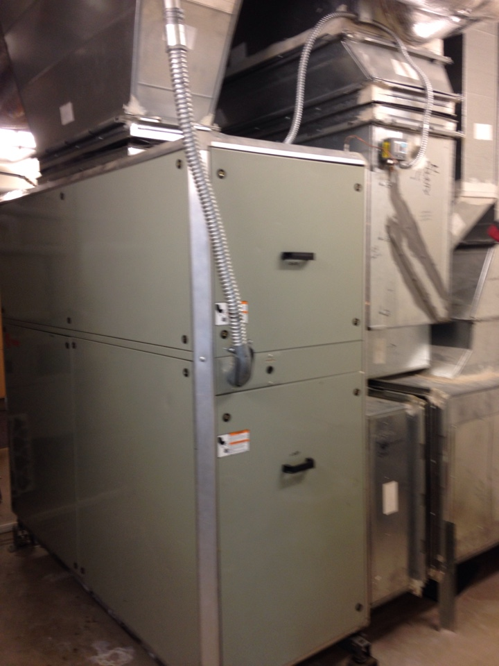 Deer Park, WA - routine maintenance on a trane system
