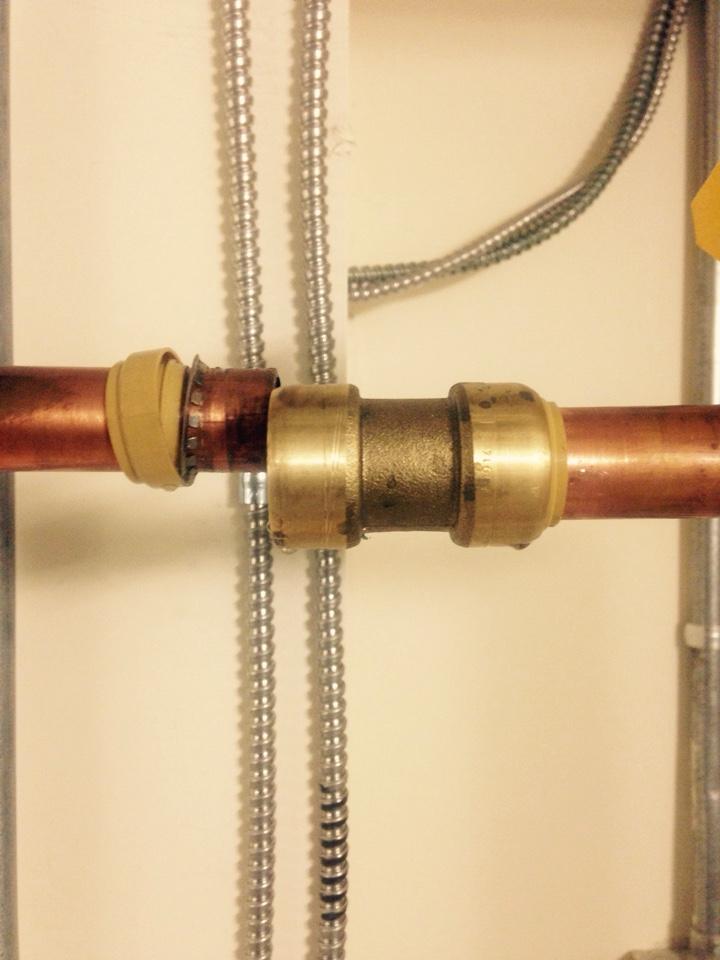 Deer Park, WA - Repairing water leak on boiler