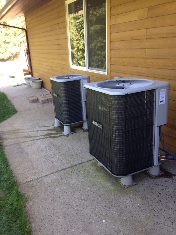 Saint Maries, ID - Ac repair and thermostat replacement