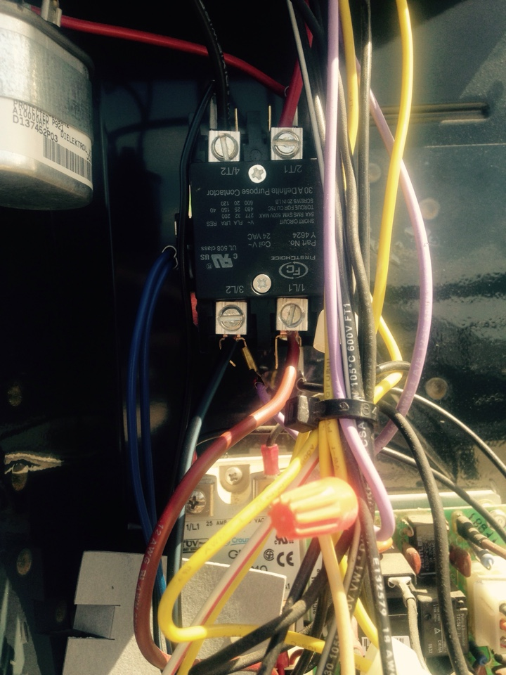 Kellogg, ID - Replacing contactor