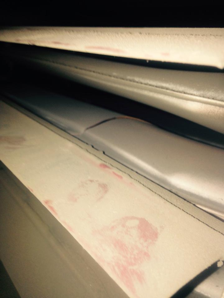 Spokane, WA - Found several cracks in Reznor unit Heat Exchanger
