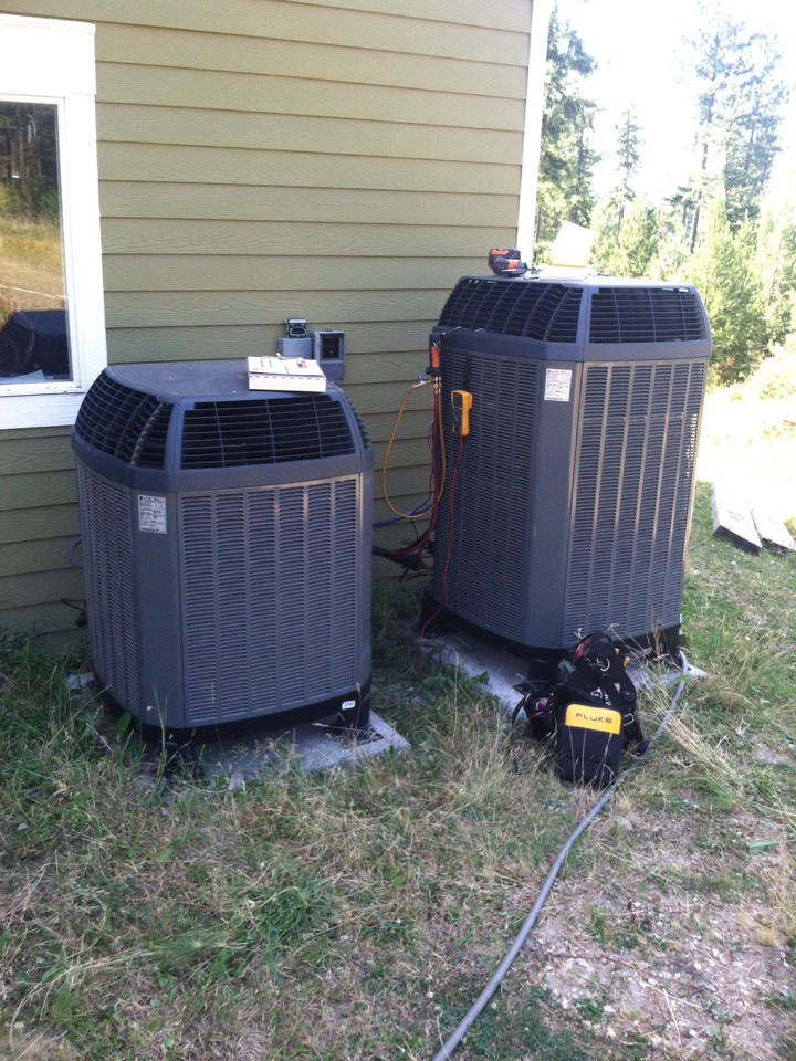 Chattaroy, WA - Perform maintenance on 2 AC units and 2 air handlers