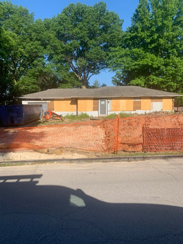 Kirkwood, MO - Complete remodeling project and work another job by pro installations