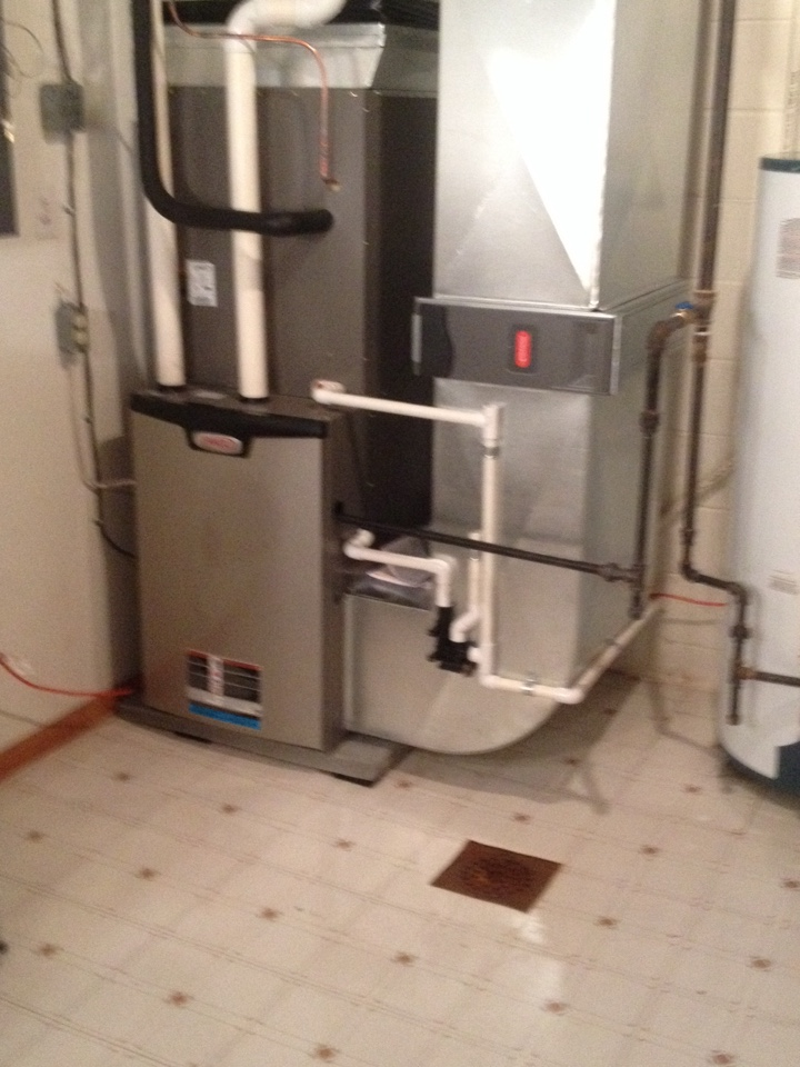 Sewickley, PA - Lennox gas furnace ac Honeywell air filter             stone mansion sewickley pa