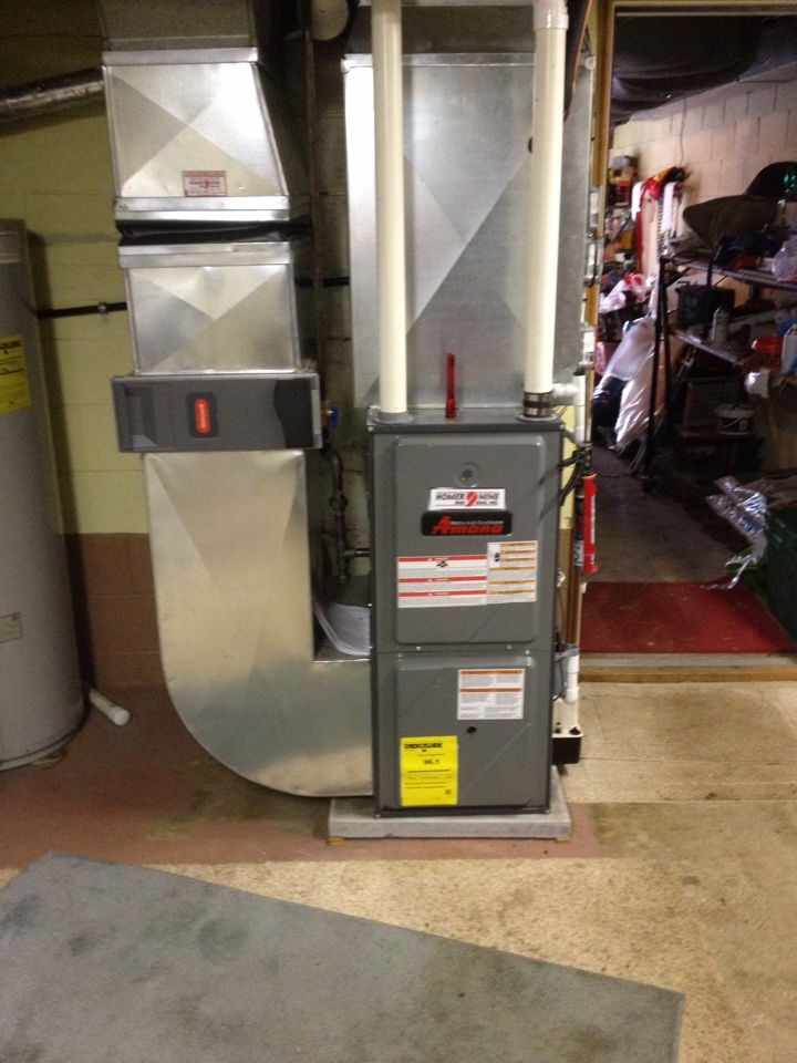 Harmony, PA - Add on heat pump                       Graig dr harmony pa