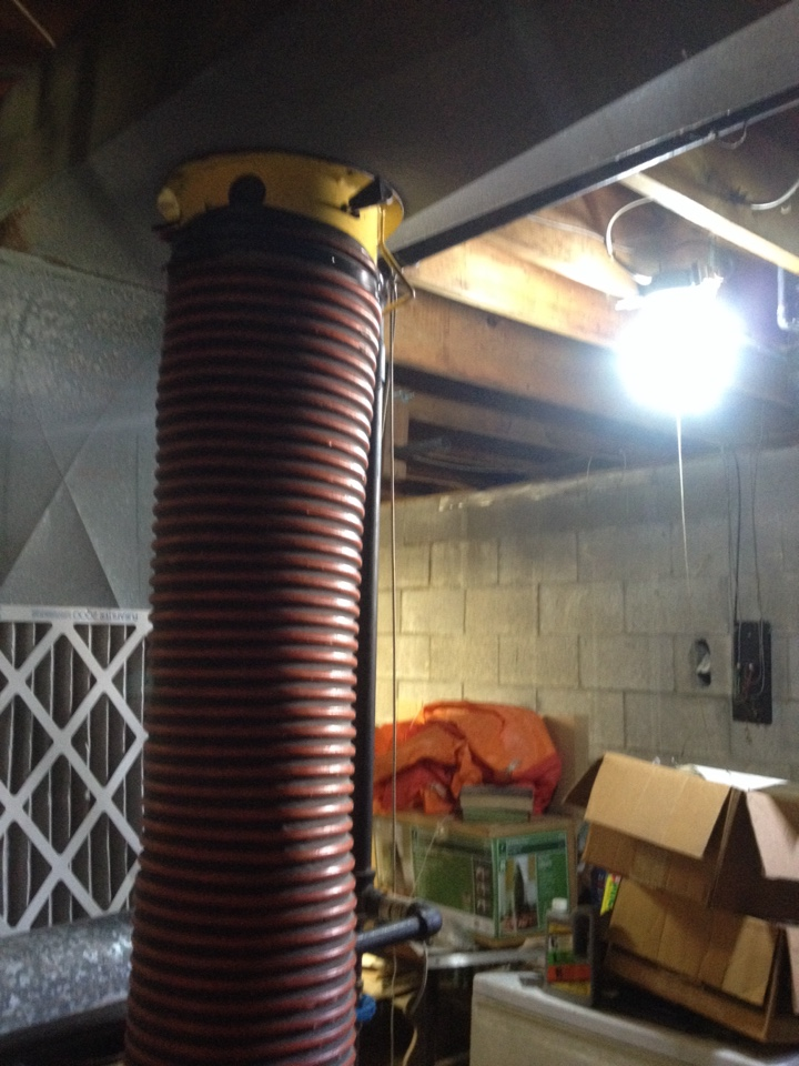 Coraopolis, PA - Duct cleaning