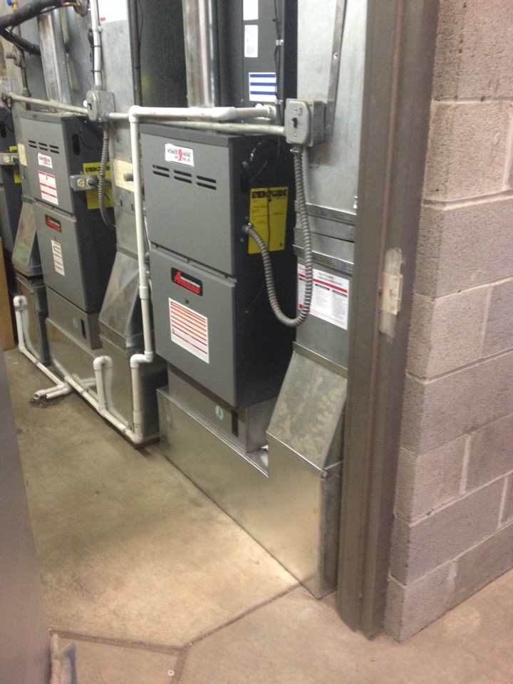 Pittsburgh, PA - Amanda gas furn