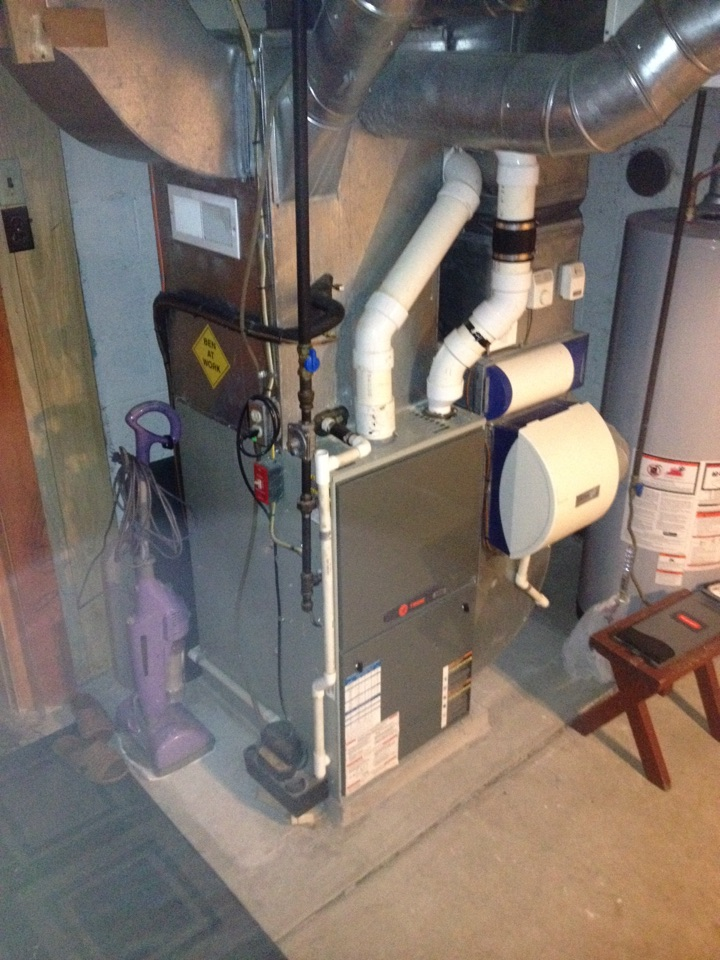 Ambridge, PA - Duct cleaning