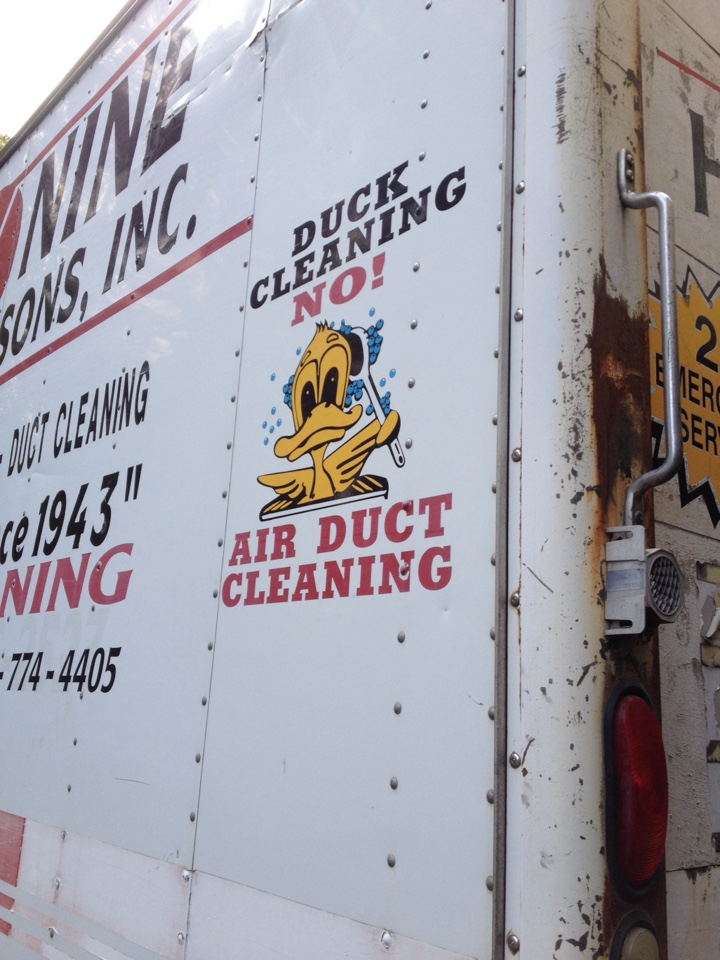 Moon, PA - Duct cleaning