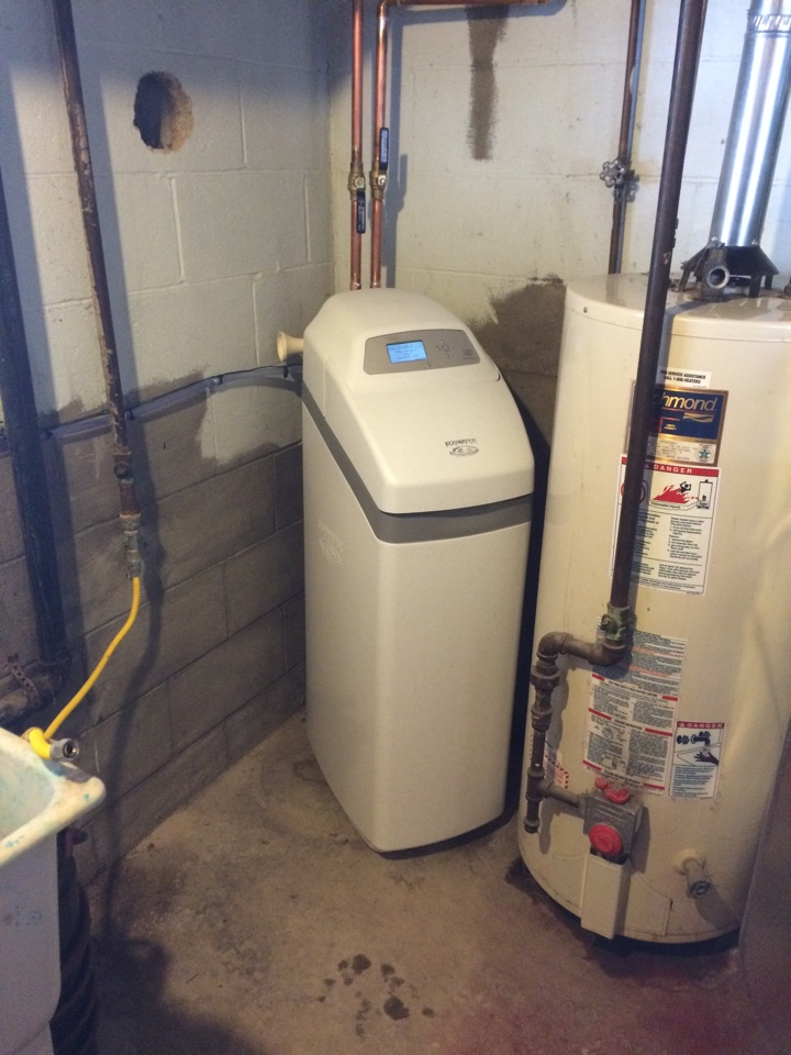 Butler, PA - Eco water softener
