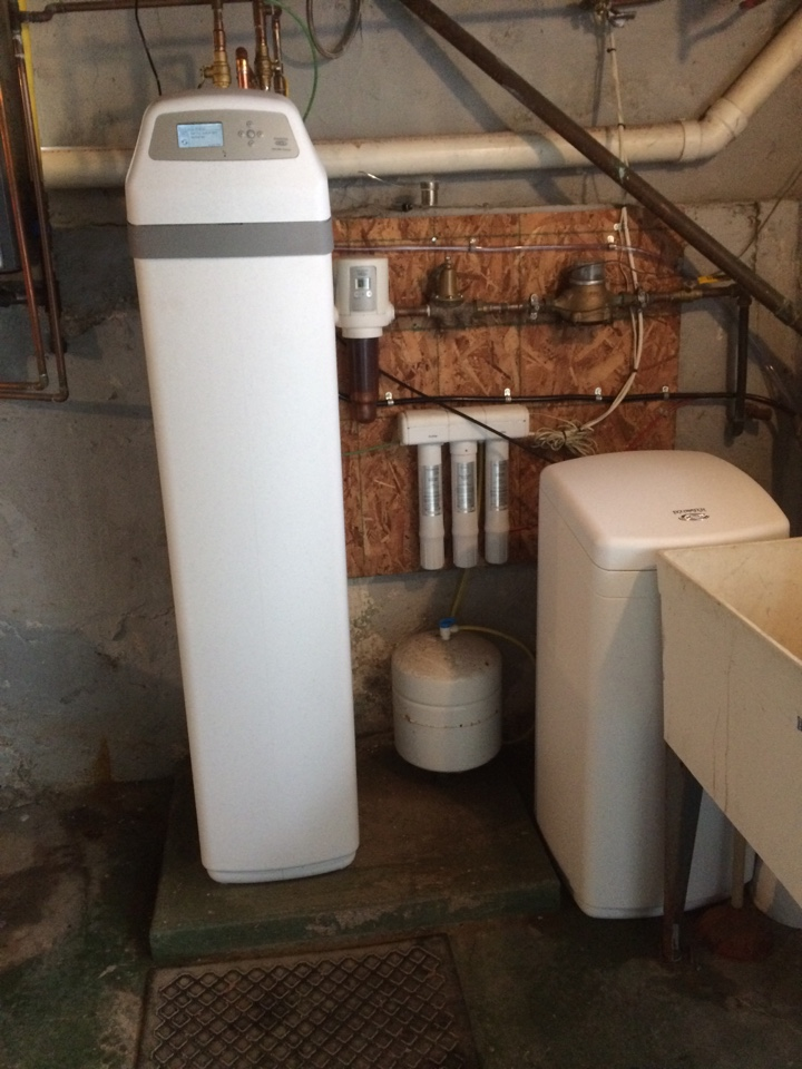 Beaver, PA - Eco water softener