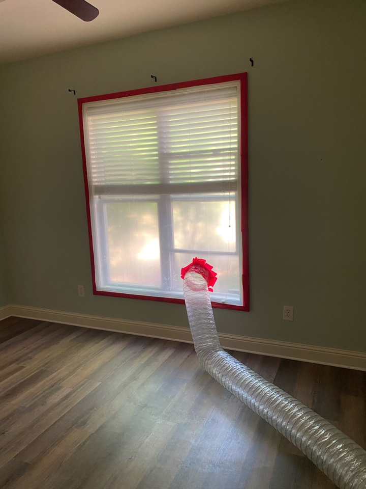 Wetumpka, AL - Mold remediation and clean up in Wetumpka today