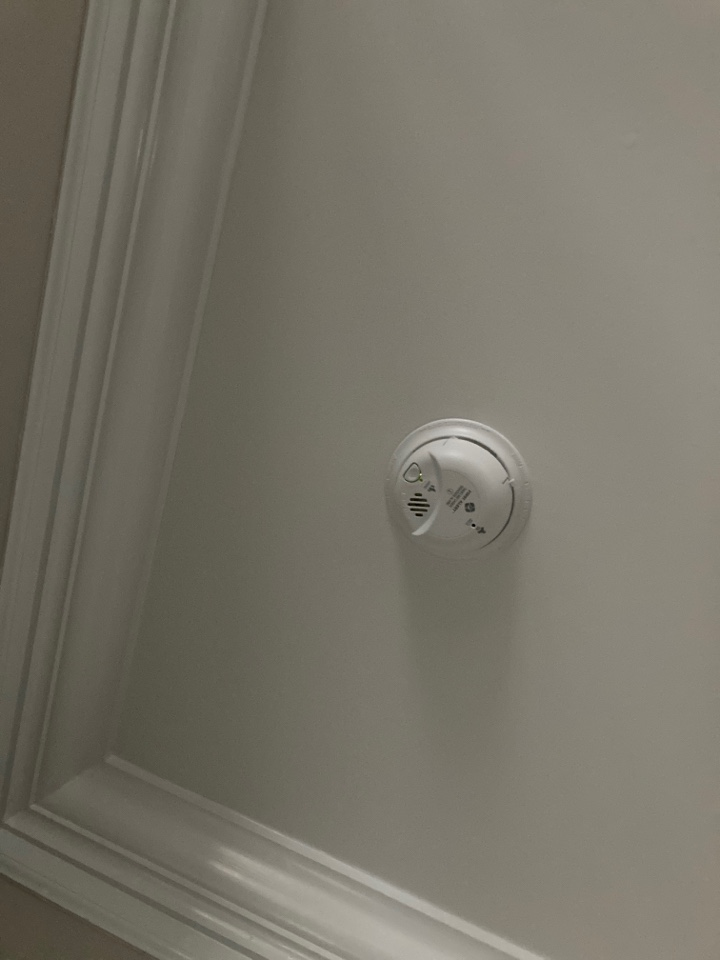 Replaced all old smoke detectors and fixed a bad outlet