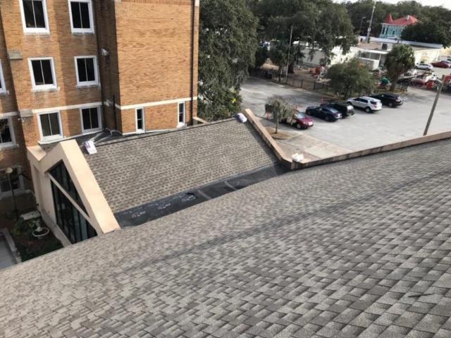 Savannah, GA - New roof installed - Savannah - GAF Architectural shingles