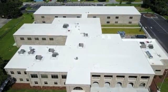 Savannah, GA - New PVC Roof - Commercial - Savannah - Haven Elementary School