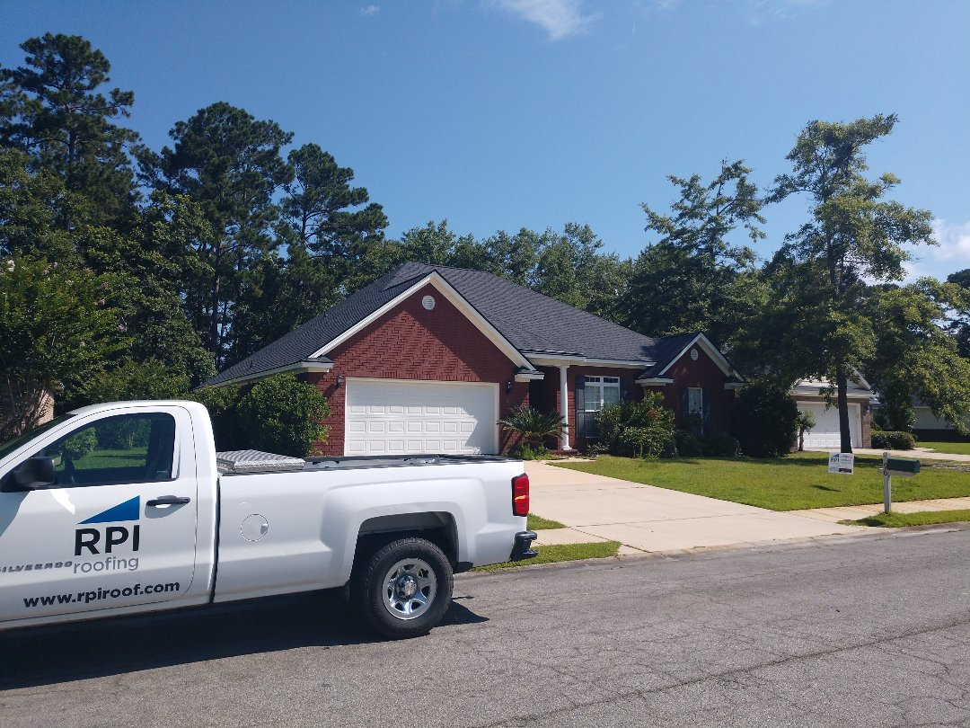 Richmond Hill, GA - New roof replacement in Richmond Hill, GA.
