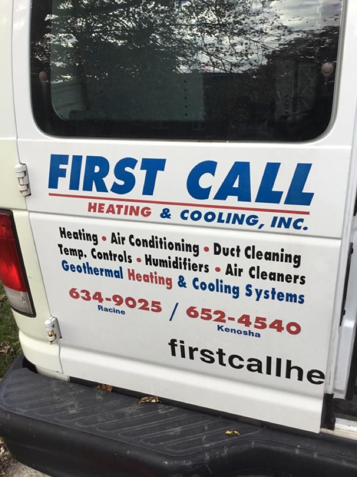 Caledonia, WI - Trane furnace repair
