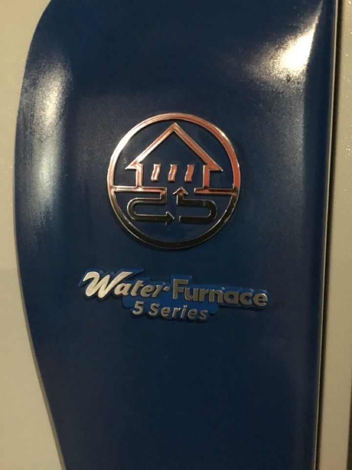 Waterford, WI - Water Furnace geothermal heating tune up