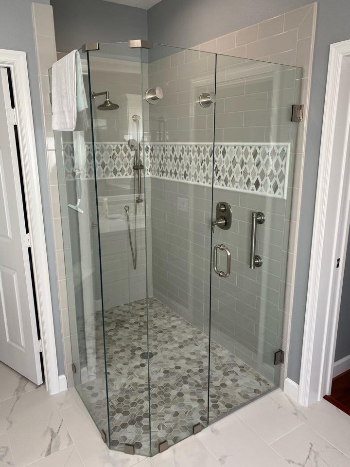 Stuart, FL - New shower unit