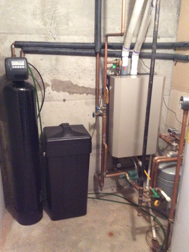 Issaquah, WA - Boiler travelinspection