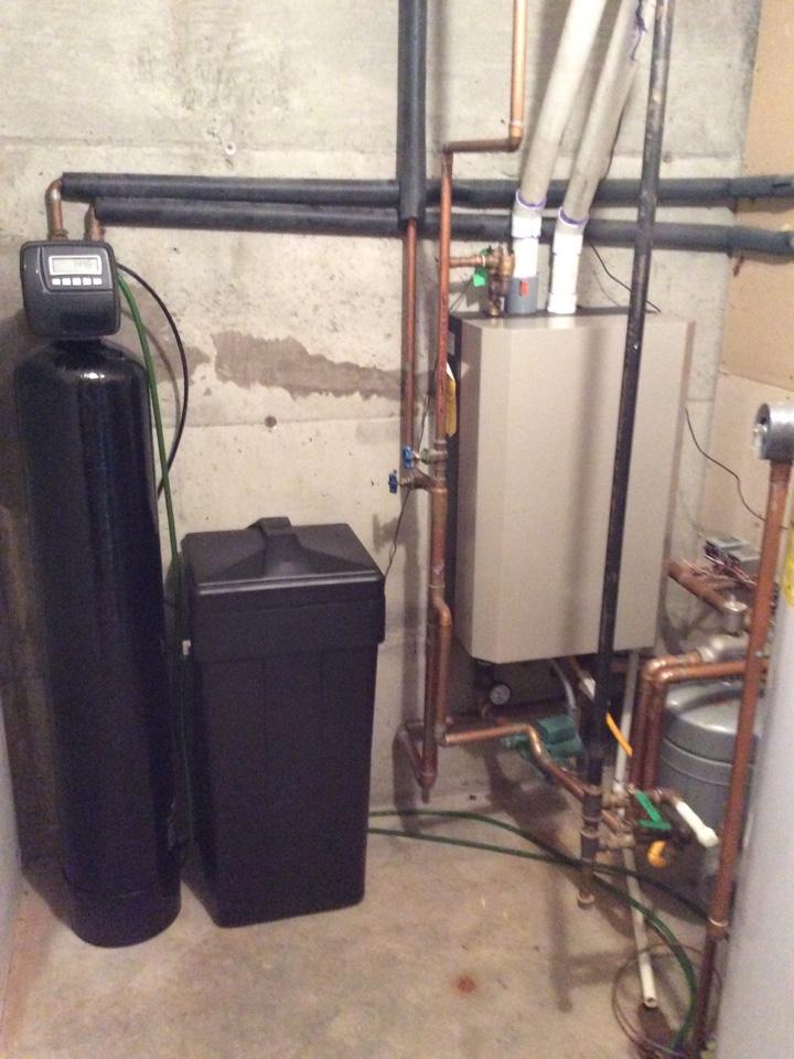 Issaquah, WA - Boiler travelinspection