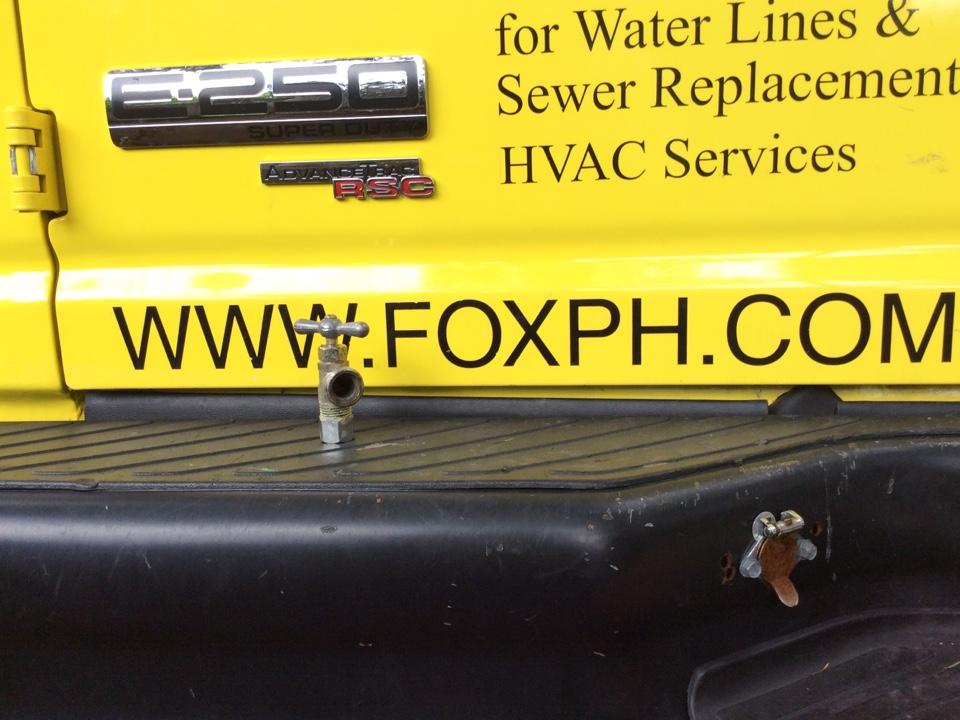 Issaquah, WA - Replacing washing machine valve