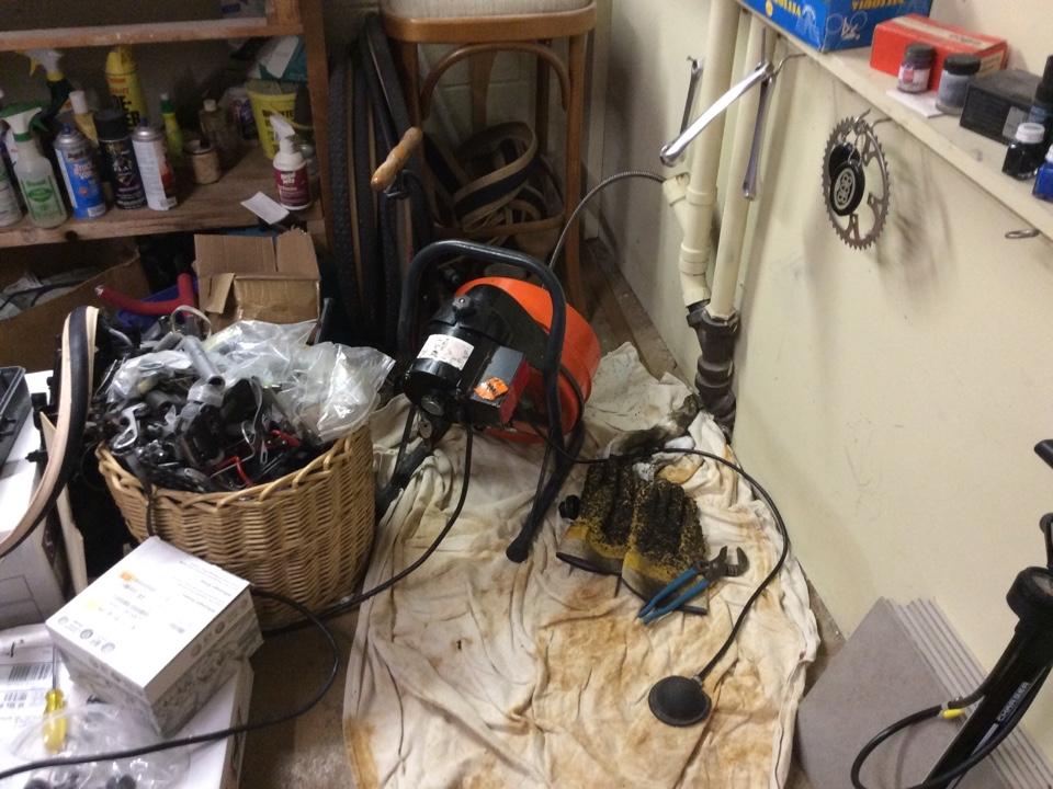 Burien, WA - Establishing flow for the sump pump