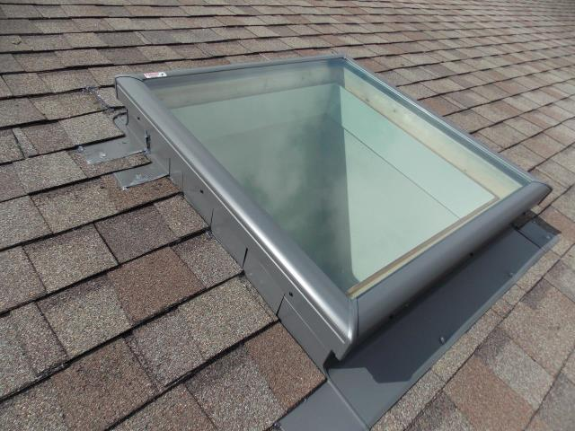 We repaired a Skylight Leak In Kenilworth Washington DC 20019