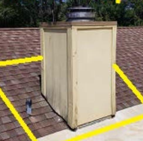 We are estimating a leaking chimney repair on a home in Lake Worth FL, 33460.  Shingles would have to be removed then reflash the chimney and replace the underlayment and install new shingles