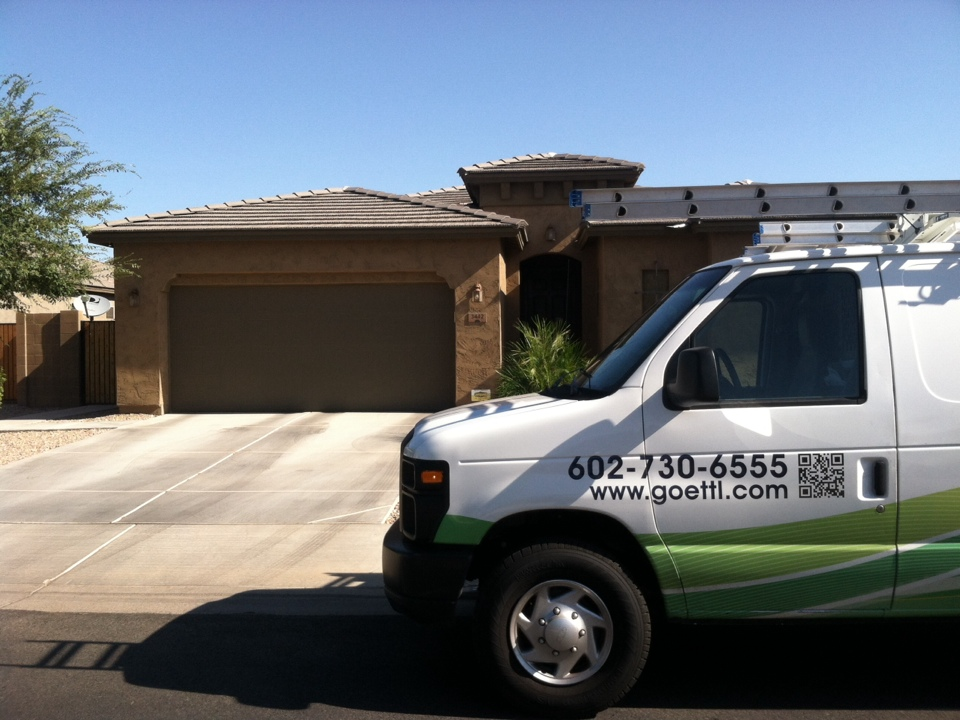 Chandler, AZ - A/c system not cooling! Goettl good guys to the rescue!!!!