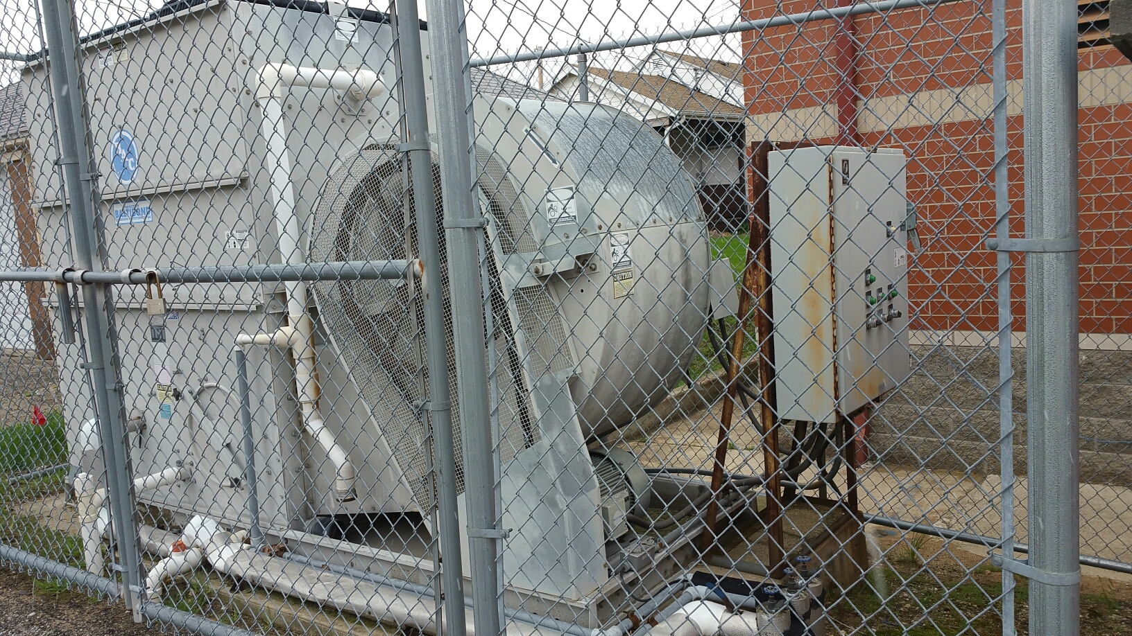 Knox, IN - Service tuneup maintenance  Baltimore  aircoil cooling tower
