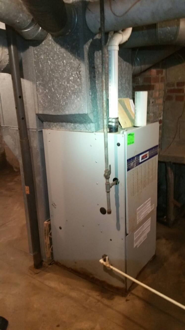 Argos, IN - Replace Heil furnace
