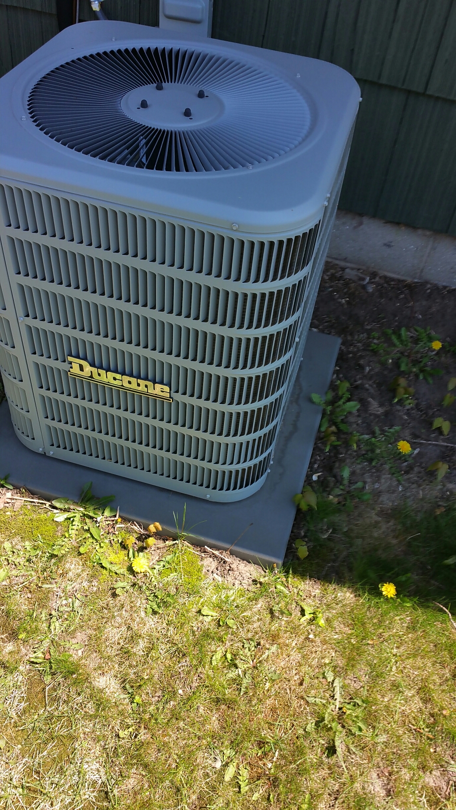 Walkerton, IN - Ducane air conditioner tuneup service