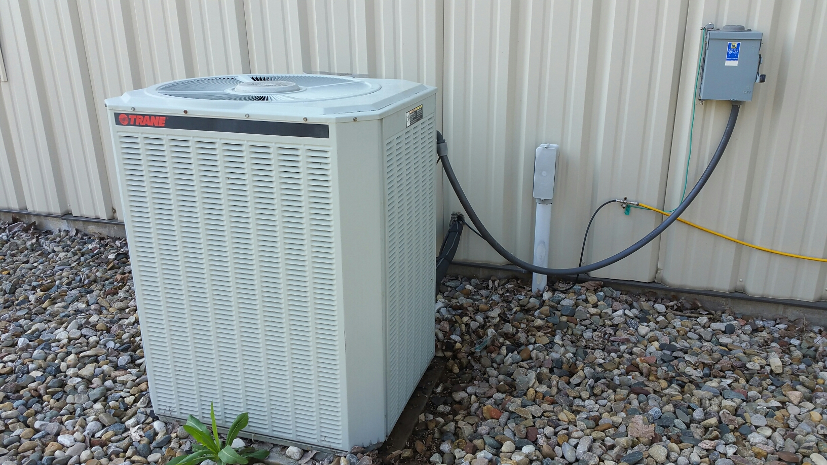 Bremen, IN - Repair Trane commercial 3 phase air conditioner