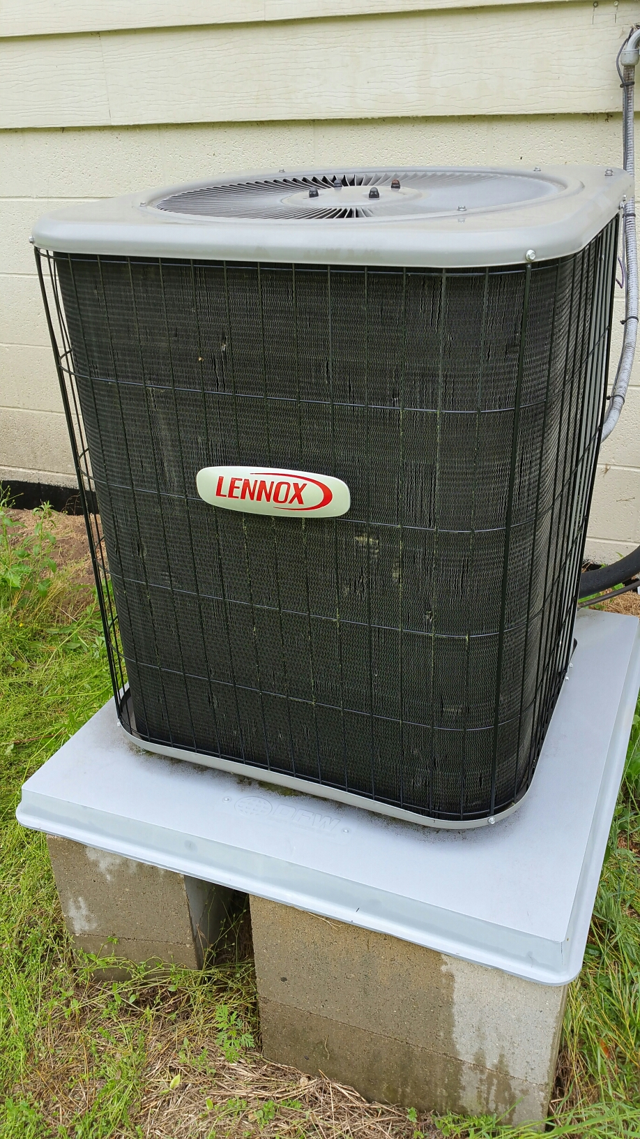 Culver, IN - Lennox heat pump tuneup service