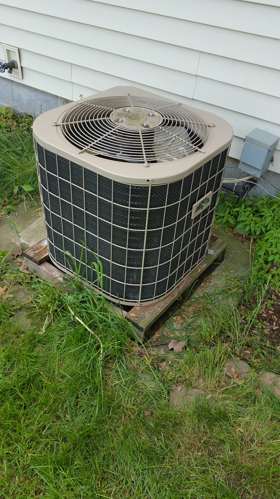 Argos, IN - Coleman Econar air conditioner service repair