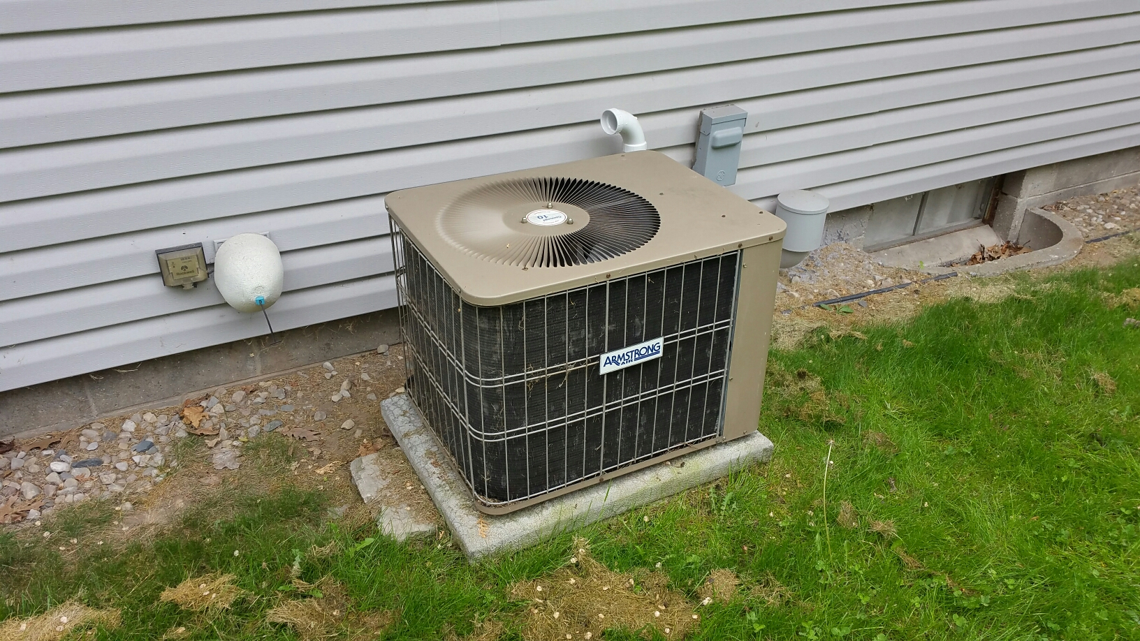 Bremen, IN - Armstrong air conditioner tuneup service