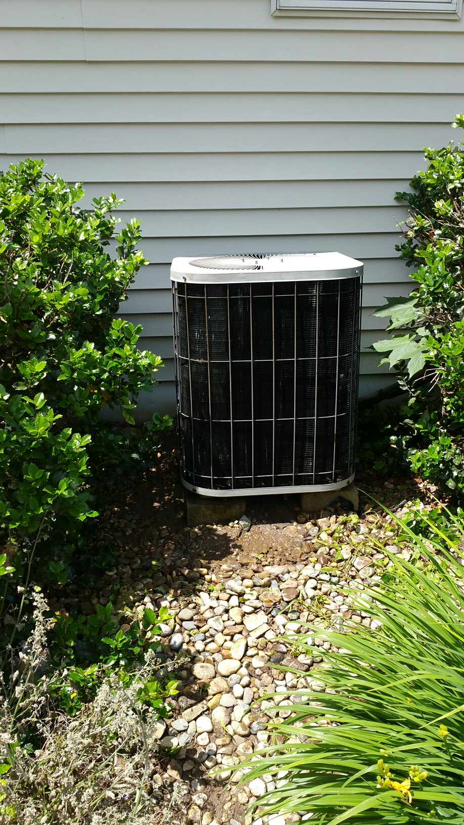 Bremen, IN - Goodman air conditioner tuneup service