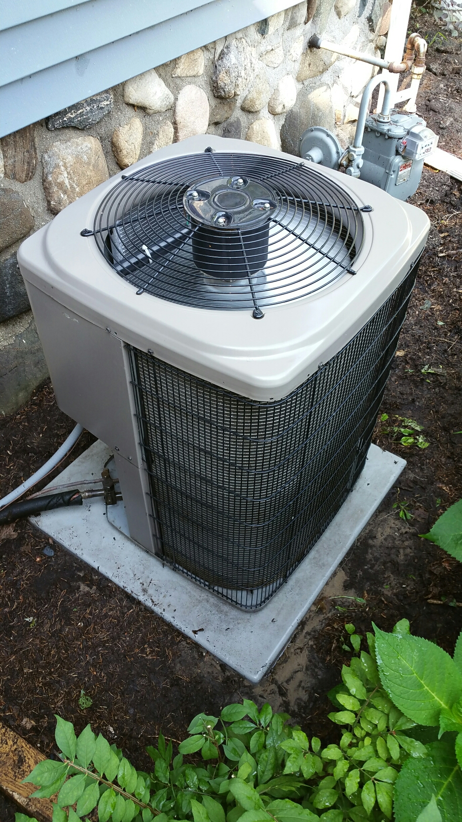 Culver, IN - Luxaire air conditioner tuneup service