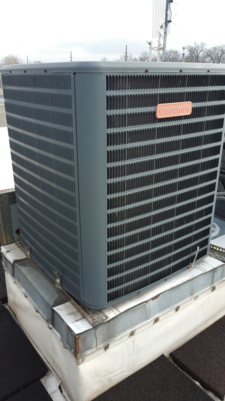 Warsaw, IN - Goodman air conditioner replacement