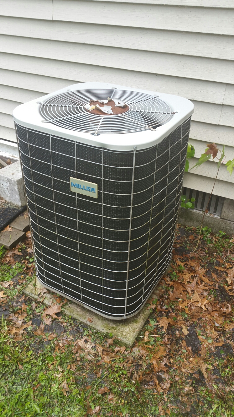 Knox, IN - Miller ac air conditioner tuneup service