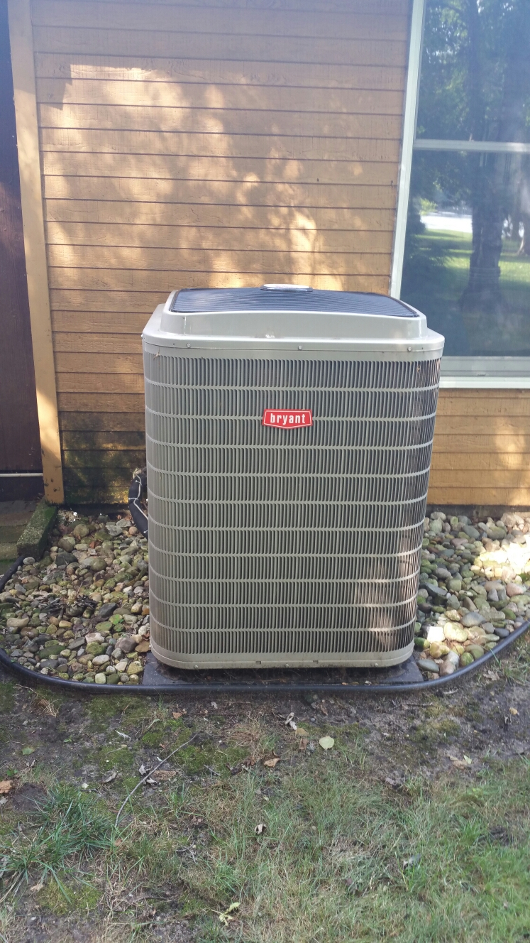 Bremen, IN - Bryant air conditioner ac service repair