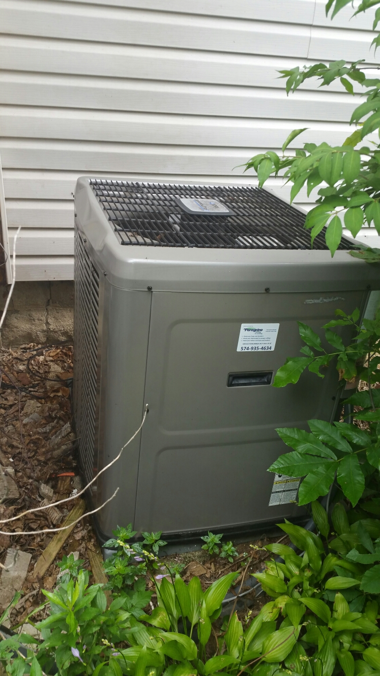 Bremen, IN - York heat pump tuneup service