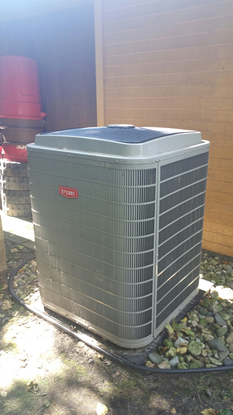 Bremen, IN - Bryant air conditioner service repair