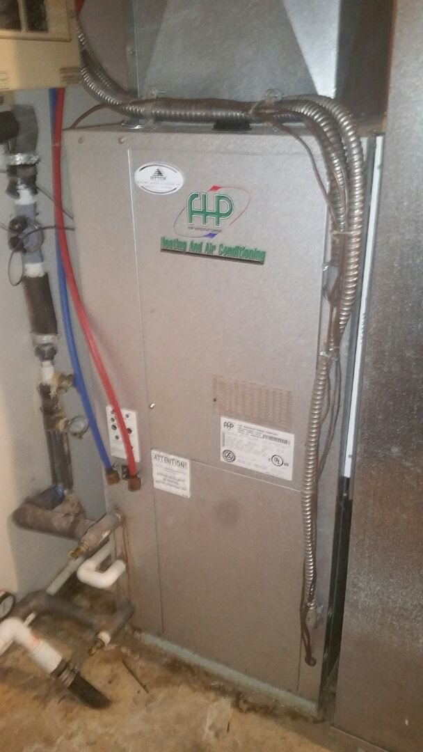 Warsaw, IN - replace Florida Heat Pump with Waterfurnace geothermal