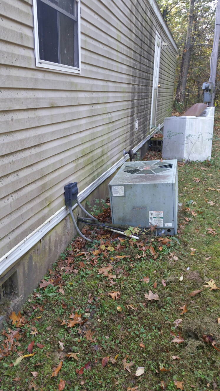 Walkerton, IN - Replace Economy Coleman furnace and air conditioner with 95% Coleman furnace and AC