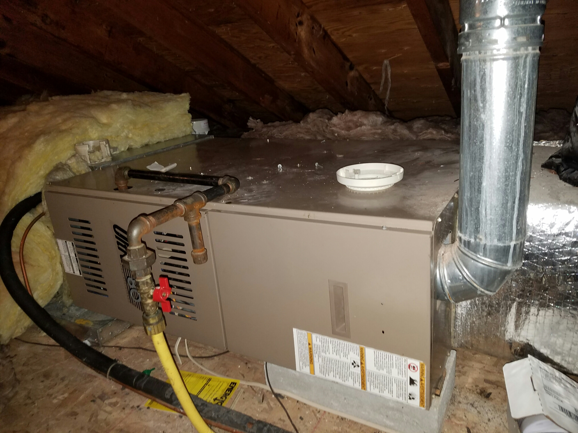 Columbia City, IN - Replace Armstrong furnaces and air conditioners with Bryant high efficiency furnace and air conditioning
